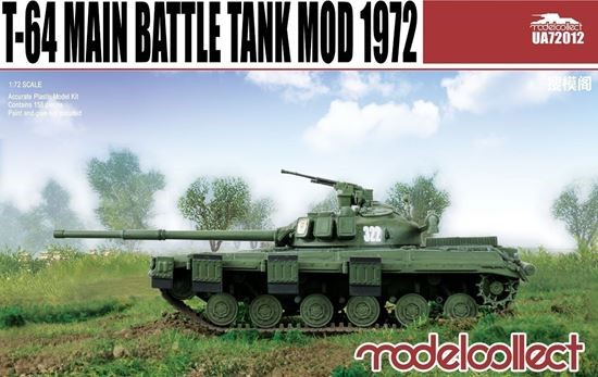 T64 Mod 1972 Main Battle Tank