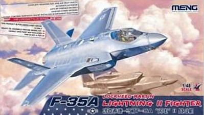 F35A Lightning II Fighter