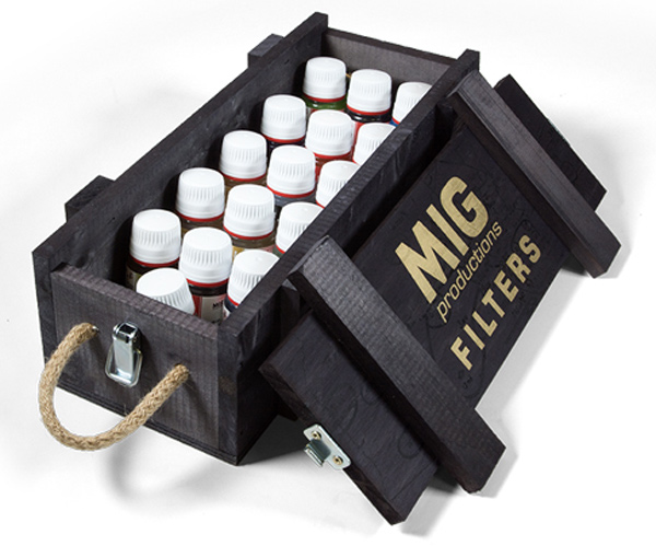 Gold Series Filters Box (Special Limited Edition)