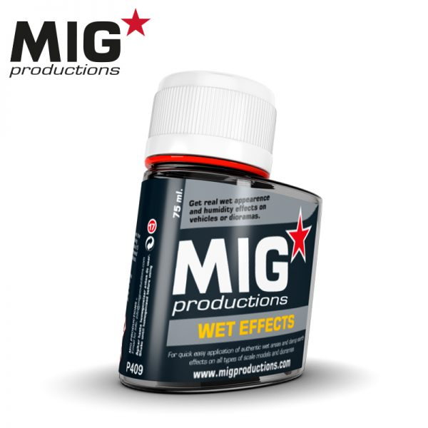 MIG Wash- Wet Effects