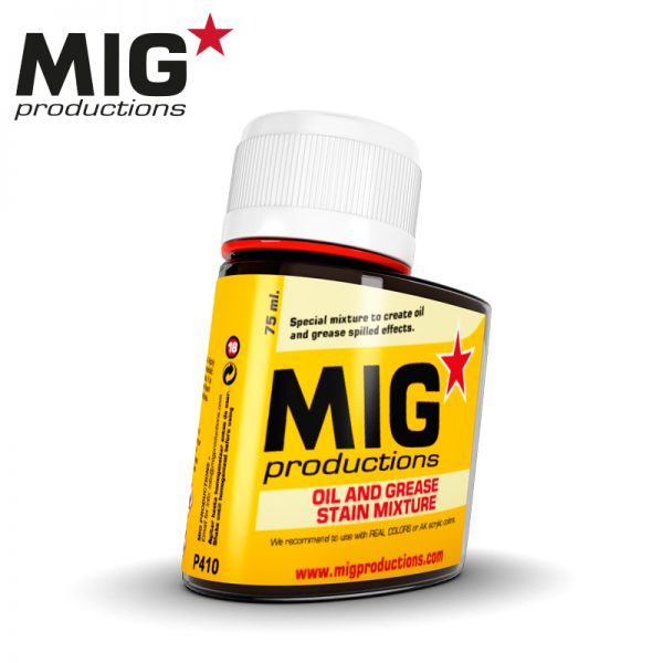 MIG Wash- Oil & Grease Stain Mixture