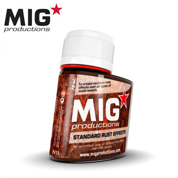 MIG Wash- Standard Rust Effects