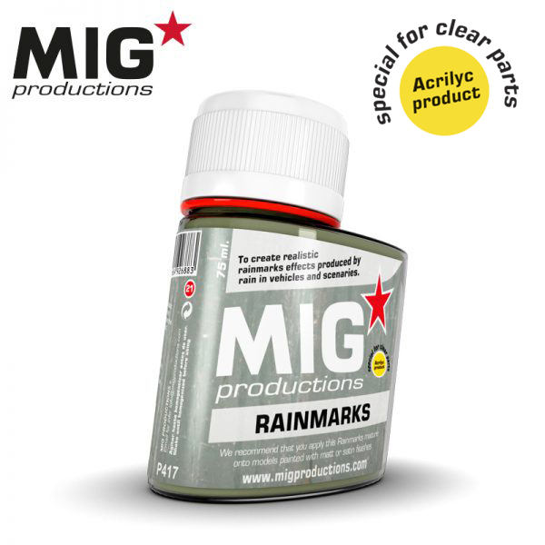 MIG Wash- Rainmarks Effects