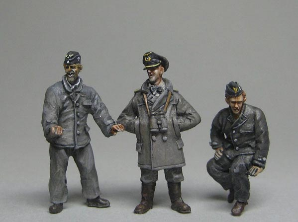 German Submarine Crew 1943 #2