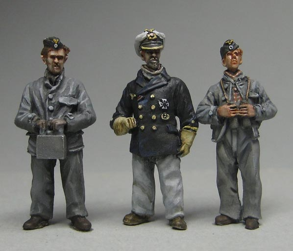 German Submarine Crew 1943 #3