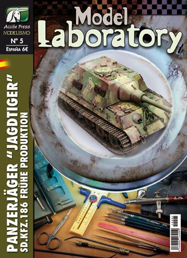 EuroModelismo Model Laboratory Issue 5 - Jagdtiger Sd.Kfz.186