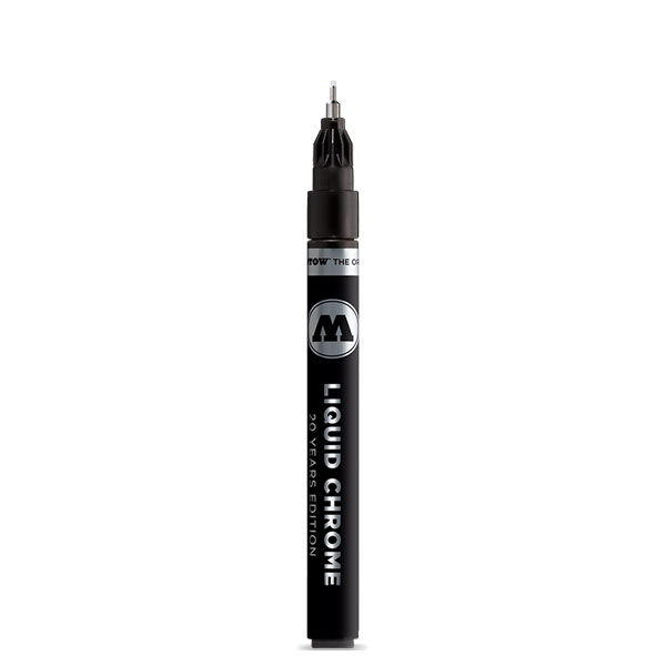 1mm Liquid Chrome Mirror Effect Marker