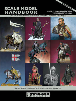Mr. Black Theme Collection Vol.2 Knights and Crusaders in Scale