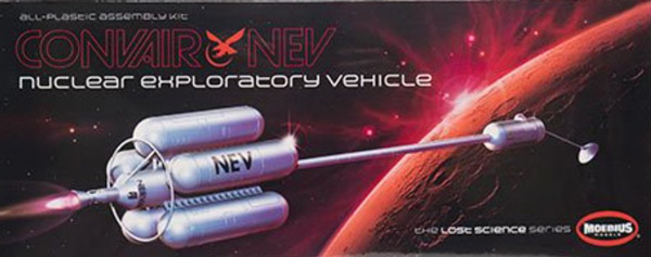 Convair-NEV Nuclear Exploratory Vehicle