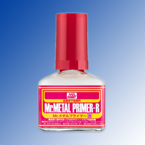 Mr. Metal Primer - Brush-On - 40ml Bottle