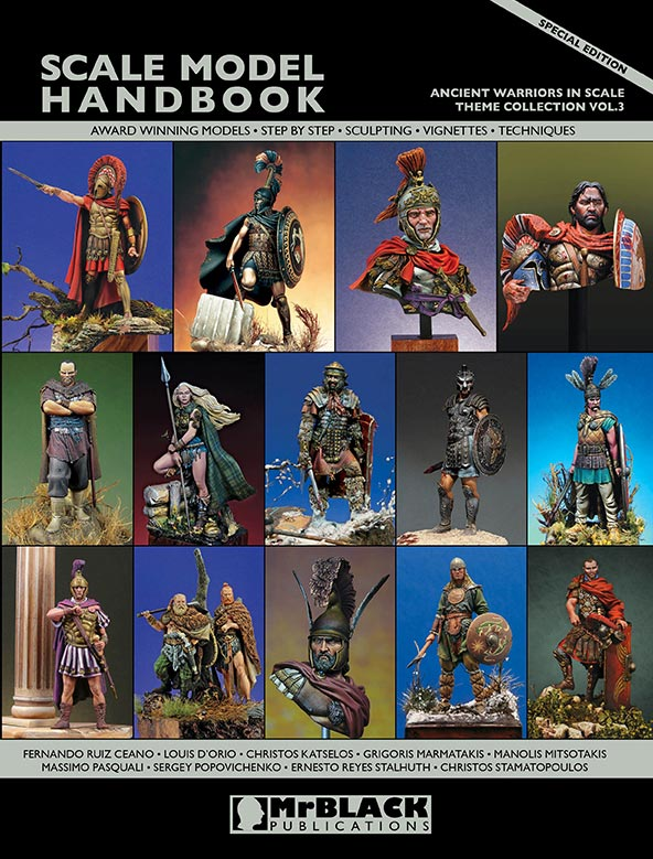 Mr. Black Theme Collection Vol.3.- Ancient Warriors in Scale