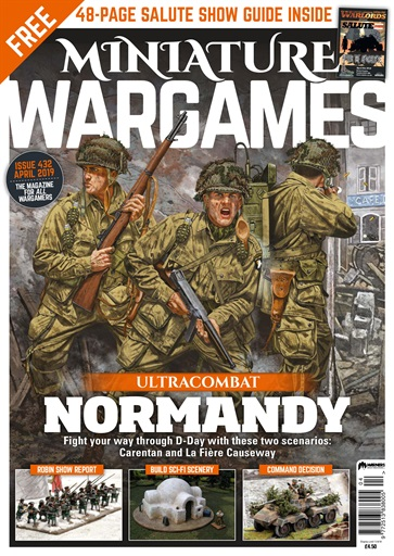Miniature Wargames Issue 432