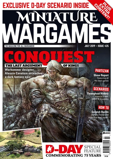 Miniature Wargames Issue 435