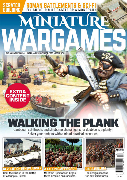 Miniature Wargames Issue 450