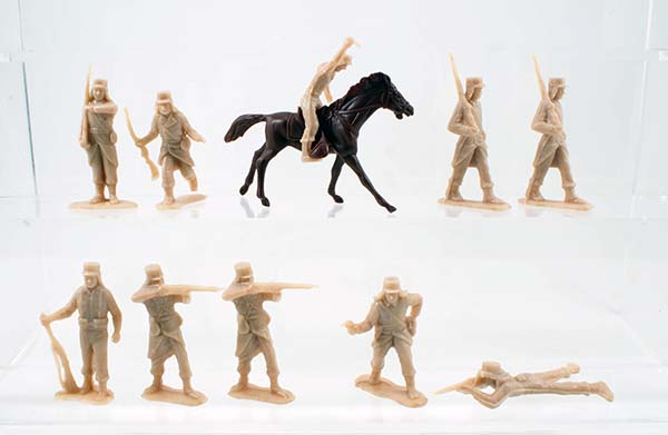 French Foreign Legion10 figures in 8 poses