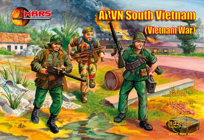 ARVN South Vietnam Army