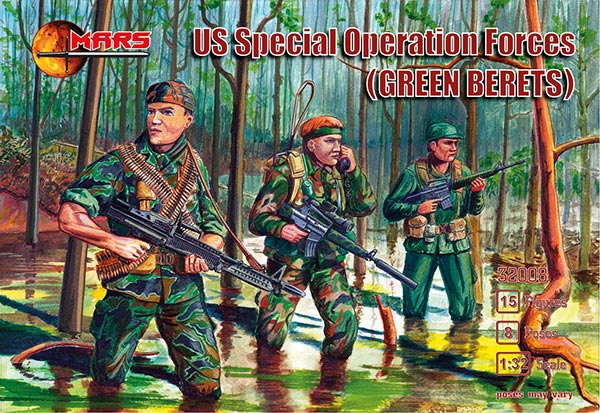 U.S. Army Special Forces - Green Berets