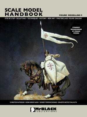 Mr. Black Scale Model Handbook-Figure Modeling 9