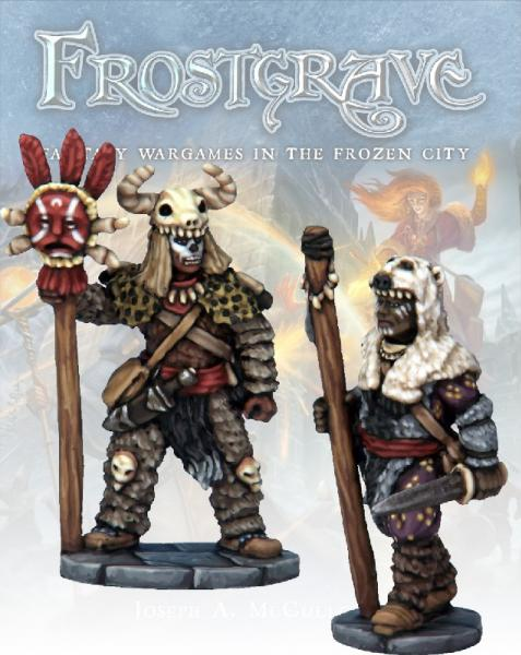 Frostgrave: Witch & Apprentice