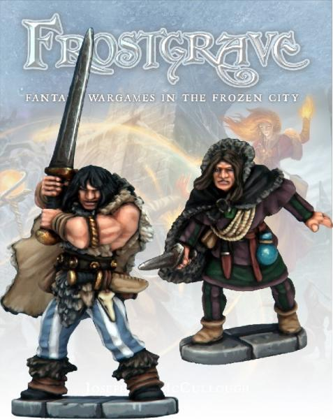 Frostgrave: Thief & Barbarian