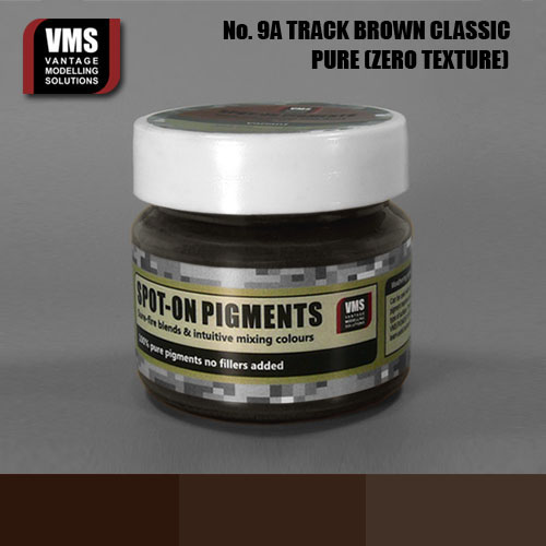 Spot-On Pigment- Track Brown Classic Pure Pigment