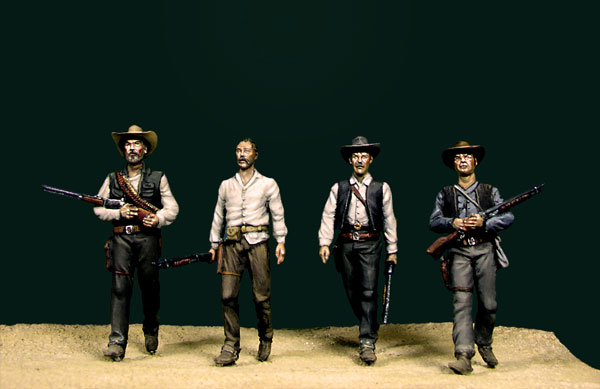 The Wild Bunch - Set 2