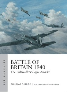 Osprey Air Campaign: Battle of Britain 1940