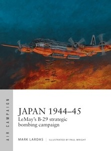 Osprey Air Campaign: Japan 1944–45