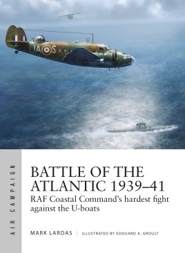 Osprey Air Campaign: Battle of the Atlantic 1939–41