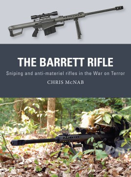 Osprey Weapon: The Barrett Rifle