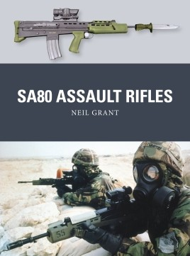 Osprey Weapon: SA80 Assault Rifles