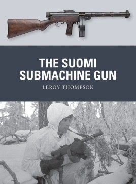 Osprey Weapon: The Suomi Submachine Gun