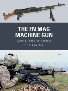 Osprey Weapon: The FN MAG Machine Gun