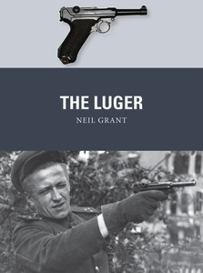 Osprey Weapon: The Luger