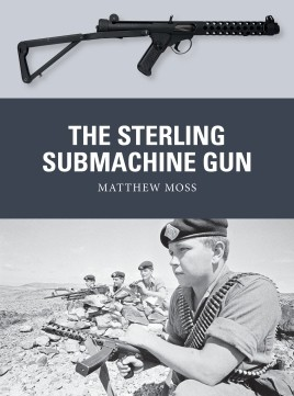 Osprey Weapon: The Sterling Submachine Gun