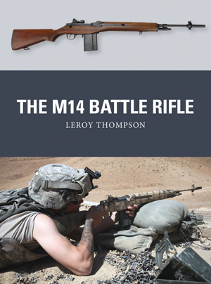 Osprey Weapon The M14 Battle Rifle