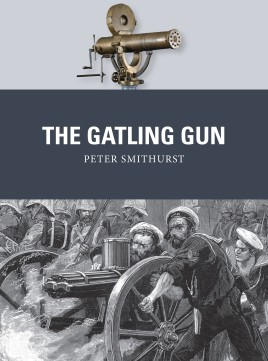 Osprey Weapon: The Gatling Gun