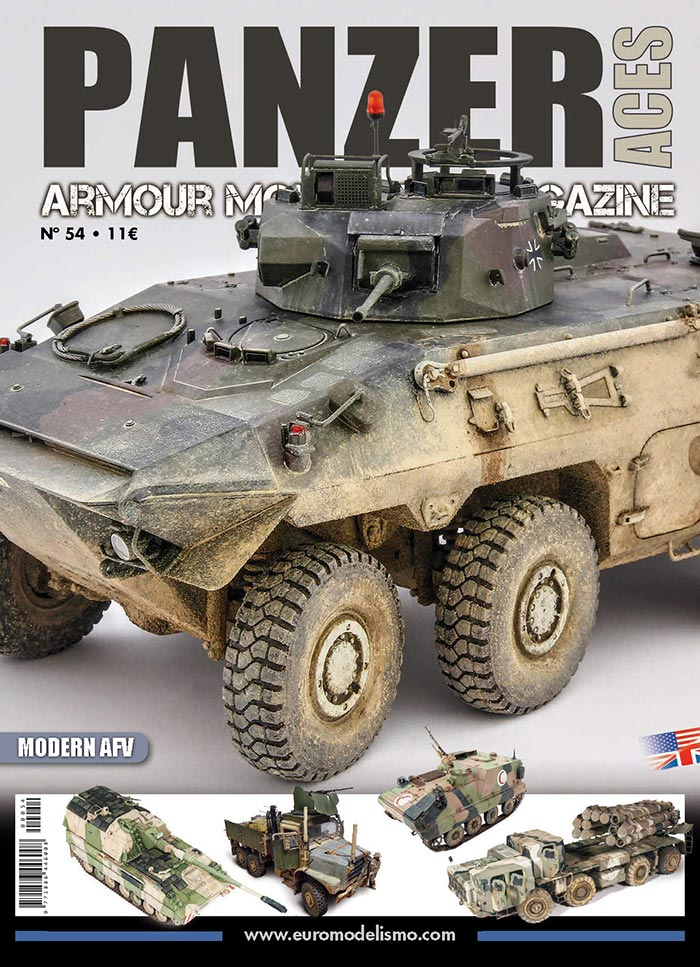Panzer Aces no.54 Special Issue Modern AFVs