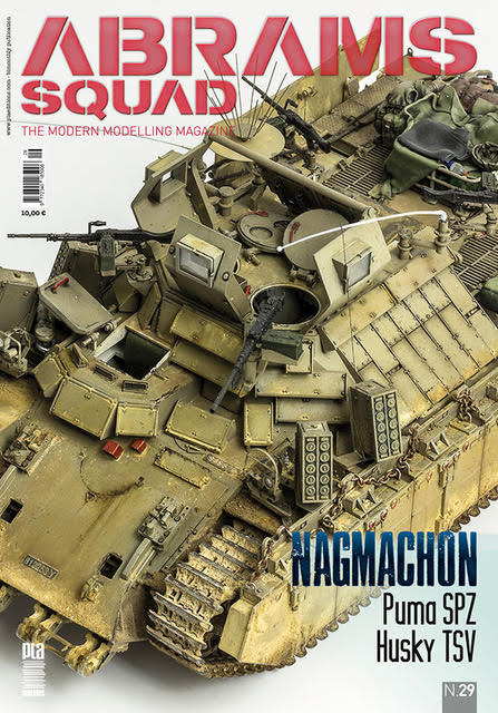 Abrams Squad: The Modern Modelling Magazine no. 29