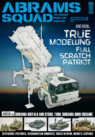 Abrams Squad: The Modern Modelling Magazine no. 12