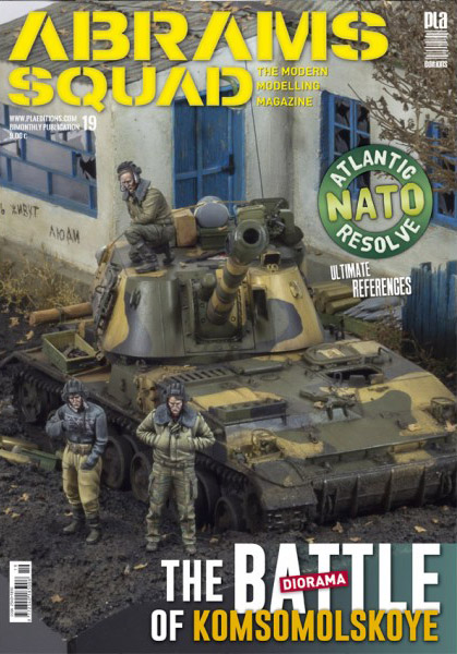 Abrams Squad: The Modern Modelling Magazine no. 19