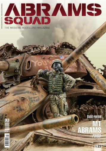 Abrams Squad: The Modern Modelling Magazine no. 23