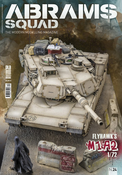 Abrams Squad: The Modern Modelling Magazine no. 24