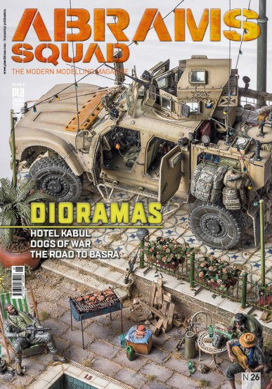 Abrams Squad: The Modern Modelling Magazine no. 26