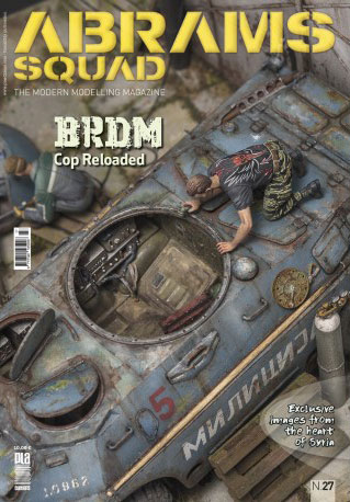Abrams Squad: The Modern Modelling Magazine no. 27