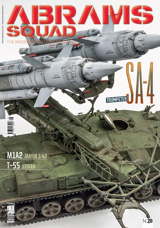 Abrams Squad: The Modern Modelling Magazine no. 28