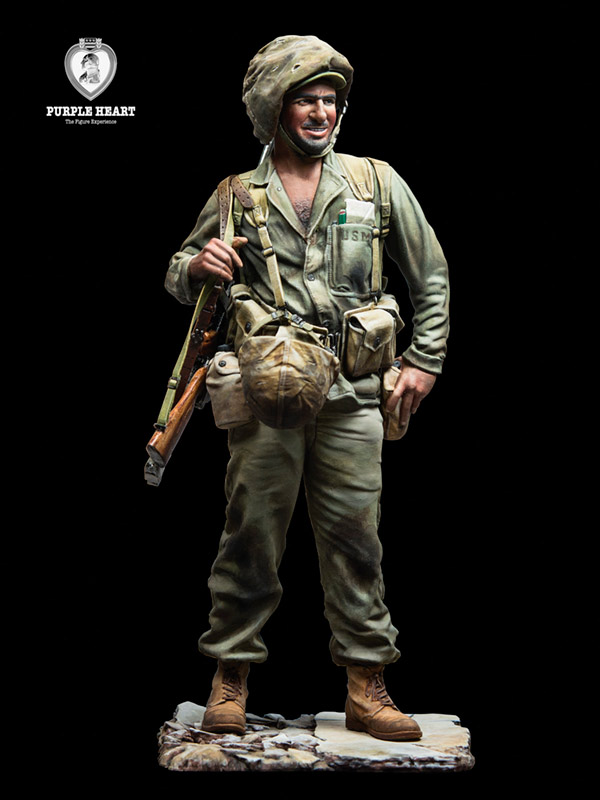 Purple Heart: US Marine, 1945 (1/35)
