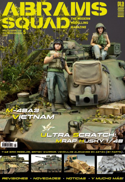 Abrams Squad: The Modern Modelling Magazine Issue 5