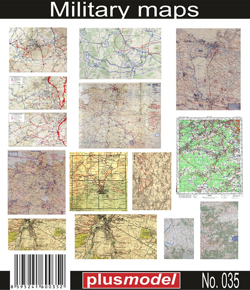 Military Maps - New Generation