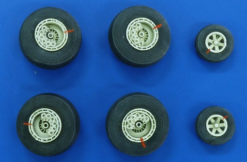 Wheels for EC-121 Warning Star
